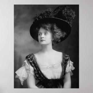 Glinda la buena bruja, 1900s tempranos póster
