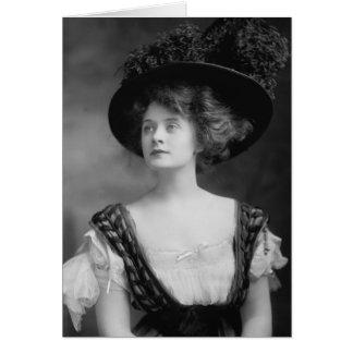 Glinda la buena bruja, 1900s tempranos tarjeta de felicitación