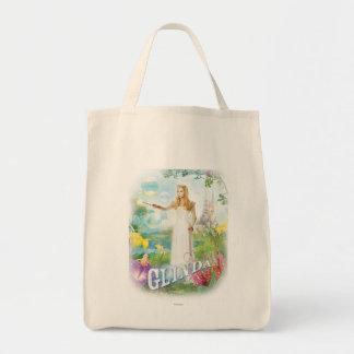 Glinda la buena bruja 1 bolsa tela para la compra