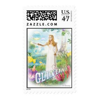 Glinda la buena bruja 1 sello postal
