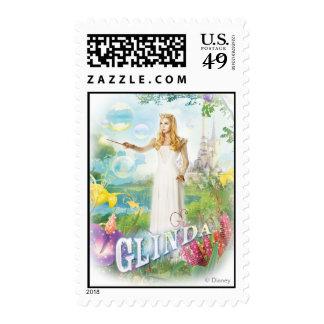 Glinda la buena bruja 1 sellos