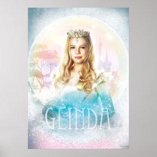 Glinda la buena bruja 2 póster