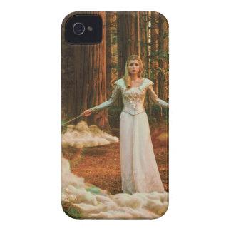 Glinda la buena bruja 3 iPhone 4 Case-Mate carcasas