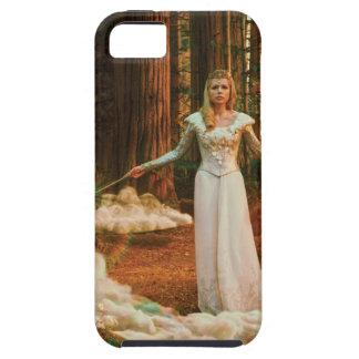 Glinda la buena bruja 3 iPhone 5 carcasas