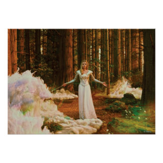 Glinda la buena bruja 3 póster