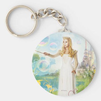 Glinda The Good Witch 1 Basic Round Button Keychain