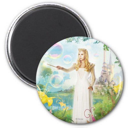 Glinda The Good Witch 1 Fridge Magnets