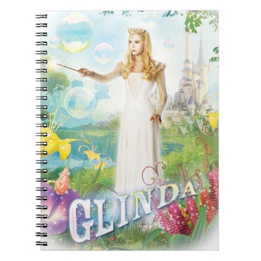 Glinda The Good Witch 1 Journals