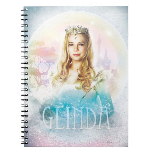 Glinda The Good Witch 2 Notebooks