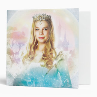 Glinda The Good Witch 2 Vinyl Binder