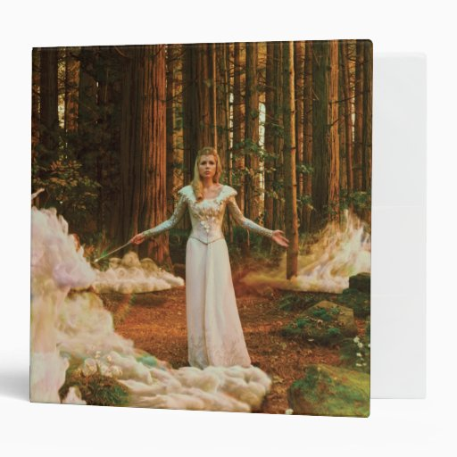 Glinda The Good Witch 3 3 Ring Binders