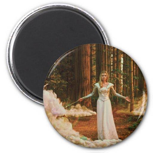 Glinda The Good Witch 3 Fridge Magnet