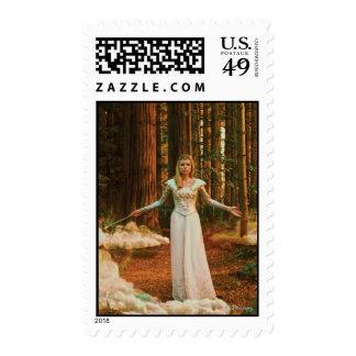 Glinda The Good Witch 3 Postage Stamp