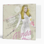Glinda The Good Witch 4 Binders