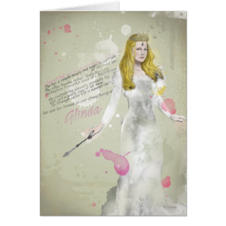 Glinda The Good Witch 4 Greeting Card