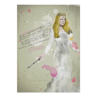 Glinda The Good Witch 4 Poster