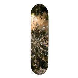 Glistening Holidays Skateboard Deck