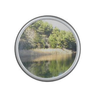 Glistening Pond Bluetooth Bumpster Speaker