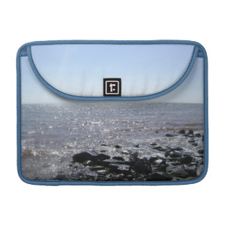 """Glistening Waters"" Bay of Fundy MacBook Pro Sleeve"