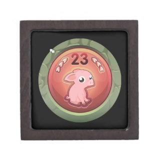 Glitch: achievement 2nd rate piggy hash slinger gift box