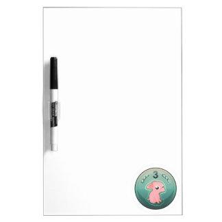 Glitch: achievement 3rd rate piggy hash slinger Dry-Erase board