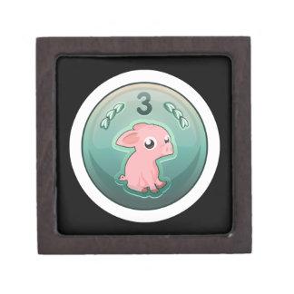 Glitch: achievement 3rd rate piggy hash slinger gift box