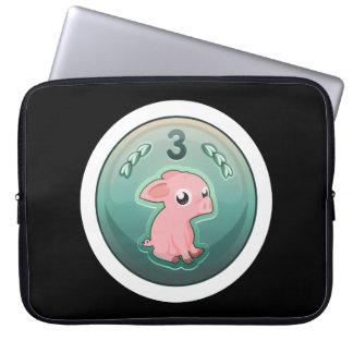 Glitch: achievement 3rd rate piggy hash slinger laptop computer sleeves