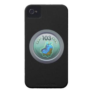 Glitch: achievement advanced larva lover Case-Mate iPhone 4 case