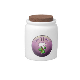 Glitch: achievement amateur bean tree fondler candy jars