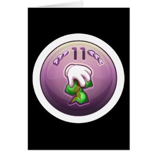 Glitch: achievement amateur bean tree fondler card