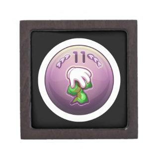 Glitch: achievement amateur bean tree fondler keepsake box