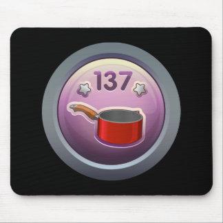 Glitch: achievement aOne saucier Mouse Pad