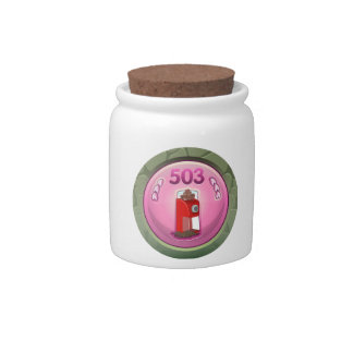 Glitch: achievement assistant spice manager candy jars
