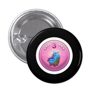 Glitch: achievement basic larva lover pin