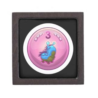 Glitch: achievement basic larva lover jewelry box