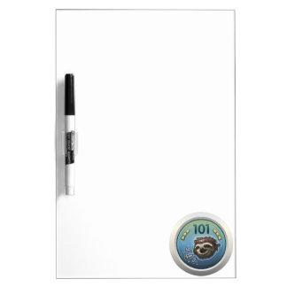 Glitch: achievement bathed sloth slobber Dry-Erase boards