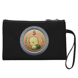 Glitch: achievement bowser wristlet wallet