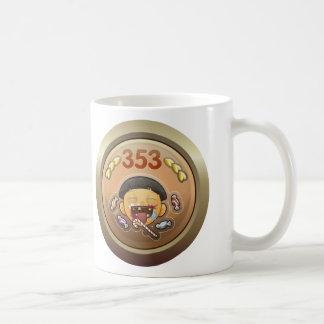 Glitch: achievement candy stripper classic white coffee mug