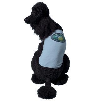 Glitch: achievement coat of open arms doggie tee