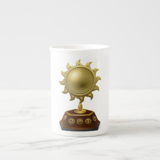 Glitch: achievement collection all emblems porcelain mug