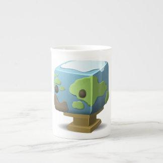 Glitch: achievement collection cubimals one porcelain mugs