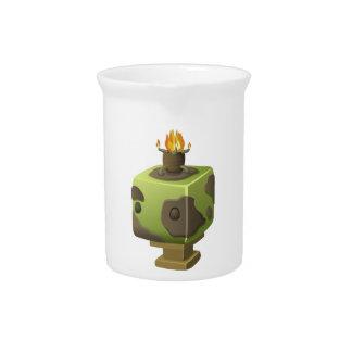 Glitch: achievement collection cubimals two drink pitcher