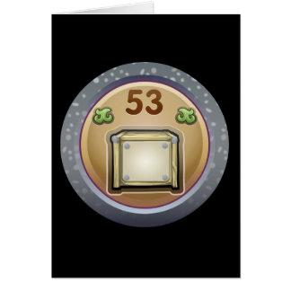 Glitch: achievement court hoarder card