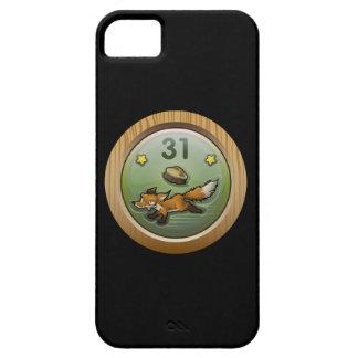 Glitch: achievement cunning like foxbrusher iPhone SE/5/5s case