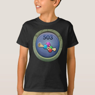 Glitch: achievement effervescence consultant T-Shirt