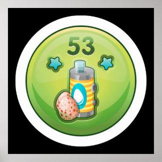 Glitch: achievement egg transmutator apprentice poster