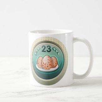 Glitch: achievement eggy wegger coffee mug