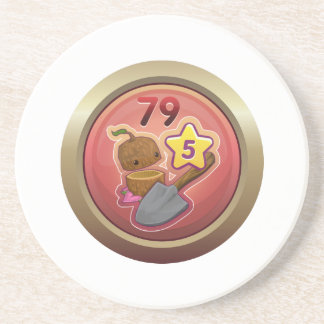 Glitch: achievement elbow grease monkey drink coaster