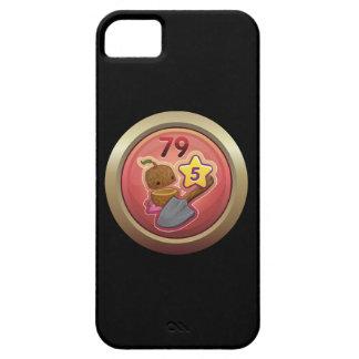 Glitch: achievement elbow grease monkey iPhone SE/5/5s case