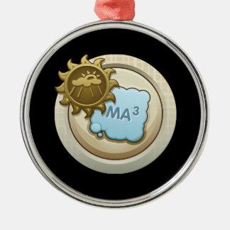 Glitch: achievement emblem skill unlock cosma one metal ornament
